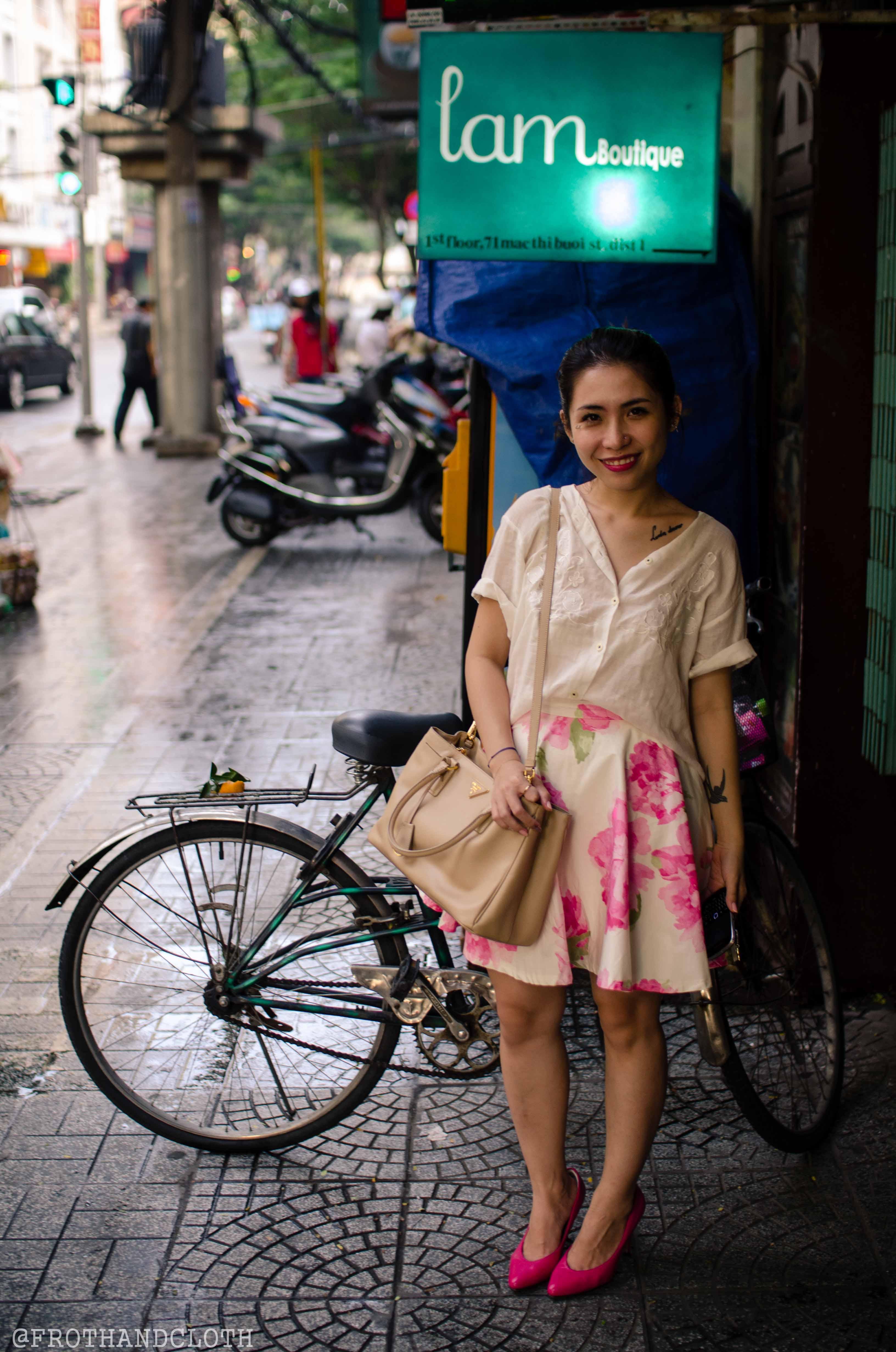 Lam Boutique, Ho Chi Minh