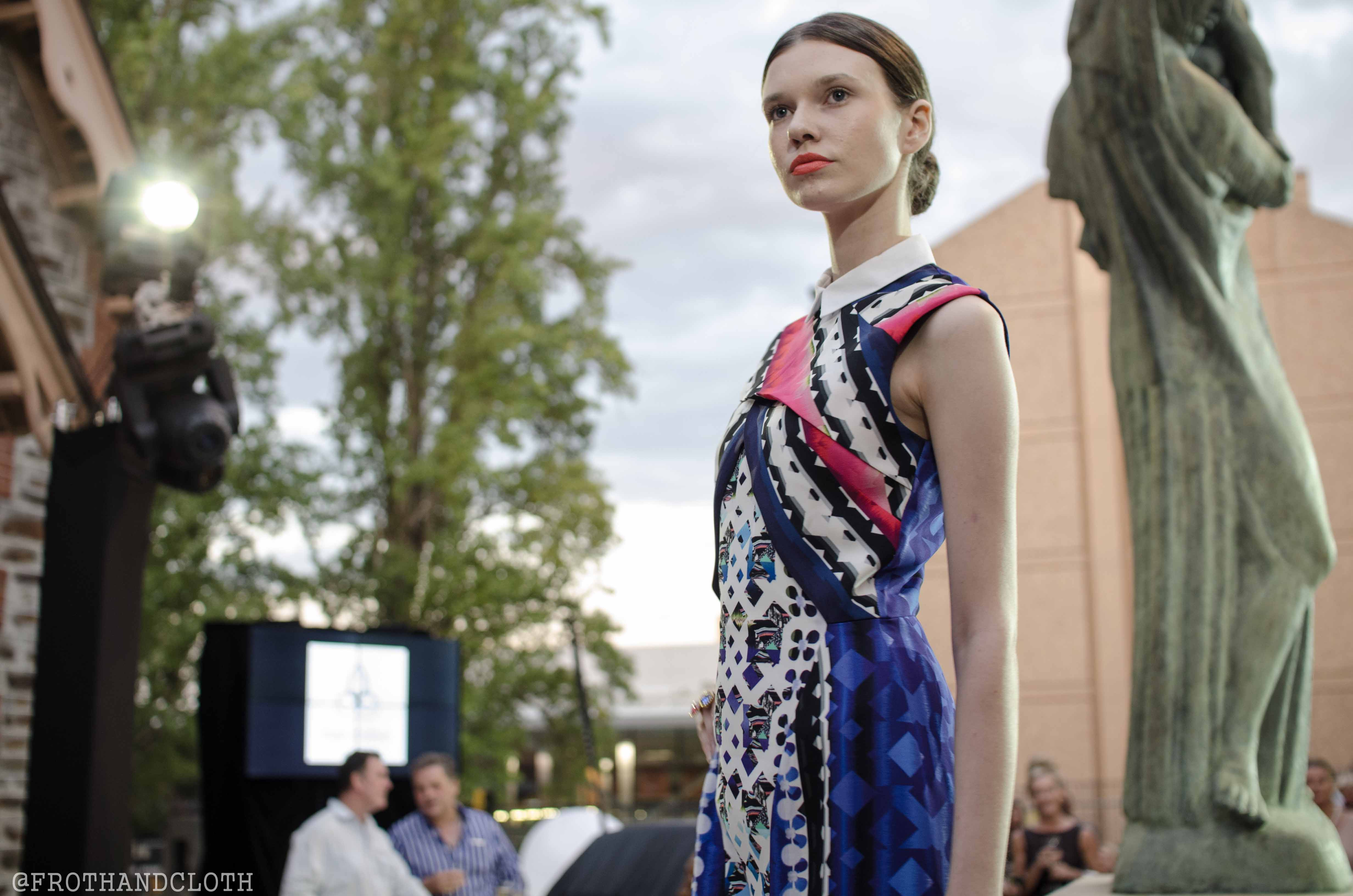 Adelaide Art Gallery Fashion