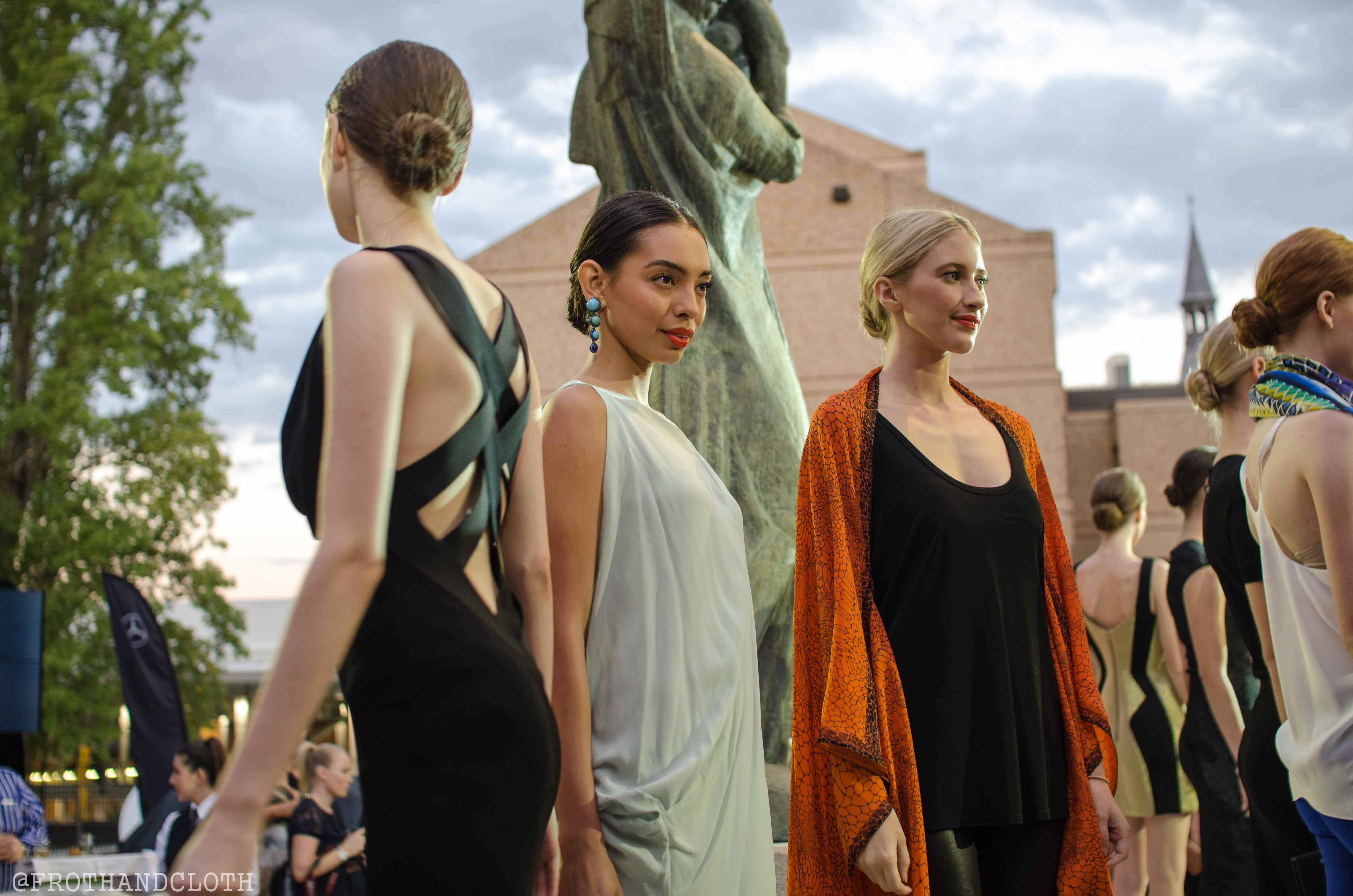 Adelaide Art Gallery Fashion